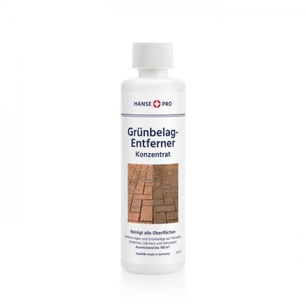 Hansepro Grünbelag-Entferner Konzentrat (20%), 250 ml 1 Stück