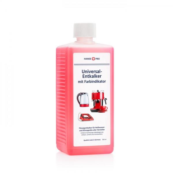 HANSE PRO Entkalker mit Farbindikator, 500 ml 500 ml / 1 Stück