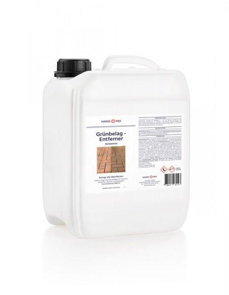 HansePro Grünbelag-Entferner Konzentrat, 5 Liter 1 Stück
