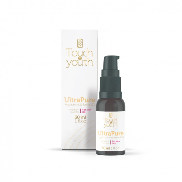 Touch of Youth: Ultra Pure ( 1,5% HU ), 30 ml