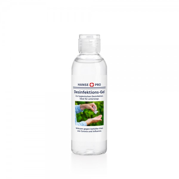 HansePro Desinfektions-Gel, 100 ml 1 Stück