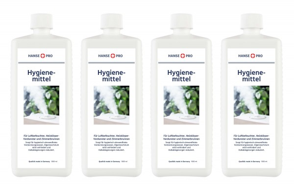Hygienemittel 4er-Set