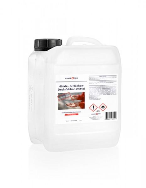 Hansepro Desinfektion-Mittel, 5 Liter