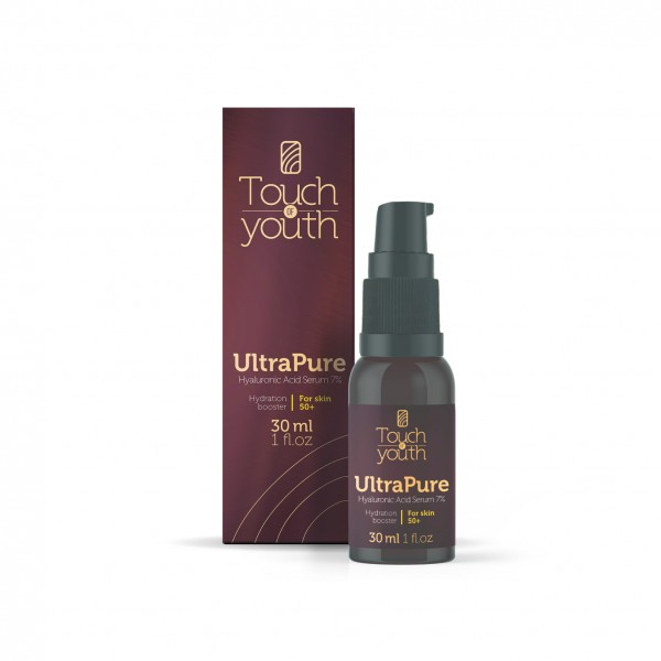 Touch of Youth: Ultra Pure ( 7% HU ), 30 ml