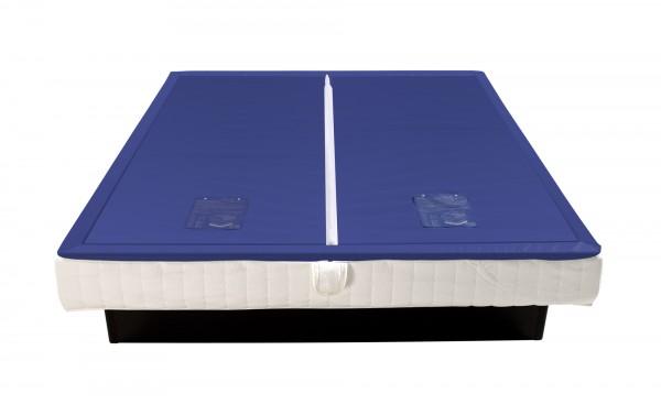 HansePro Softside Matratzen für Dual-Wasserbetten mit Schaum-Beruhigung